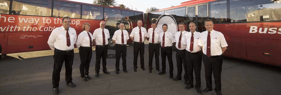 Bussring ansatte