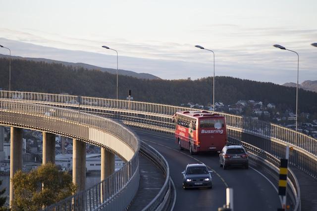 Citybus Tromso ,Polaria,Ishavskatedral, Cabel car, Vitensenter, Tromsø museum