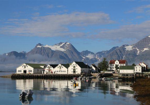 Foto visit Lyngenfjord